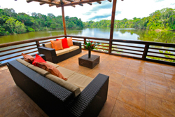 La Selva Lodge - Lounge